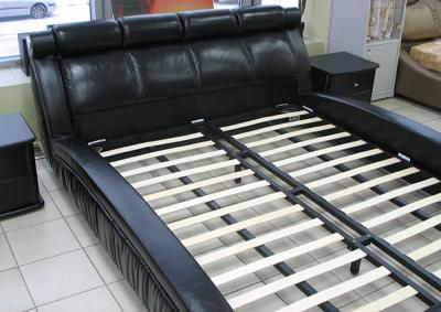 Двуспальная кровать Королевство сна W016 180х200 (черная) - основание