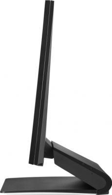 Монитор AOC E2462VWH - вид сбоку