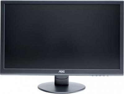 Монитор AOC E2752V - фронтальный вид