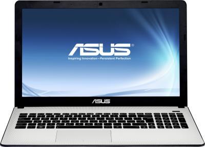 Ноутбук Asus X501U-XX091D - фронтальный вид