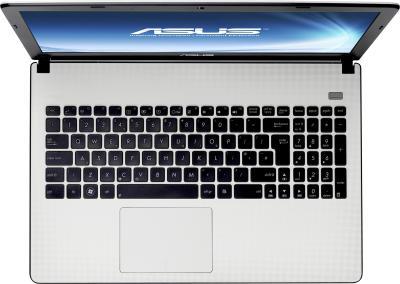Ноутбук Asus X501U-XX091D - вид сверху