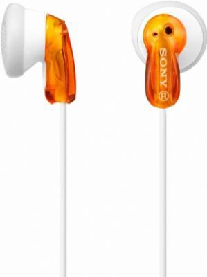 Наушники Sony MDR-E9A Orange - общий вид