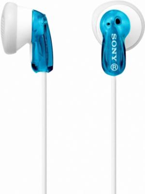 Наушники Sony MDR-E9A Blue - общий вид