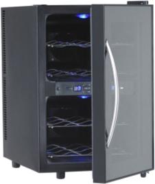 Винный шкаф Climadiff AV12DV (Duovino) - общий вид