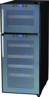 Винный шкаф Climadiff Dopiovino - общий вид