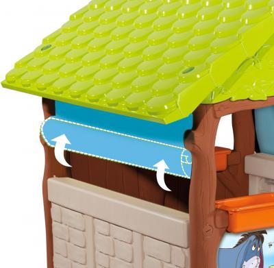 Домик Smoby Домик Винни Пуха 310145 - открывающееся окно