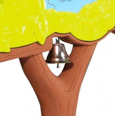 Домик Smoby Домик Винни Пуха 310145 - звоночек для гостей