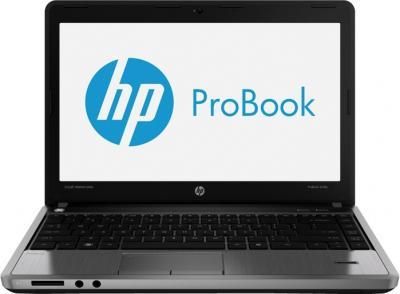Ноутбук HP ProBook 4340s (H4R67EA) - фронтальный вид