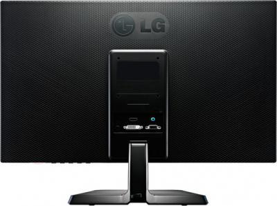 Монитор LG 27EA53VQ-P Black - вид сзади