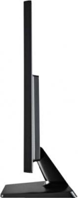 Монитор LG 27EA33V-B Black - вид сбоку