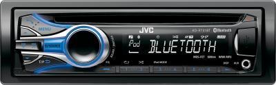 Автомагнитола JVC KD-R731BT - общий вид