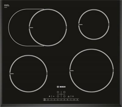 Индукционная варочная панель Bosch PIB651F17E - общий вид