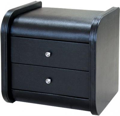 Прикроватная тумба Королевство сна Anes 2 Stand (темно-коричневая) - общий вид
