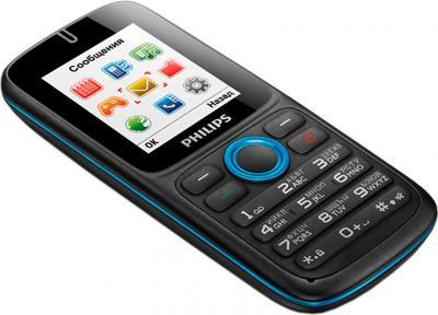 Мобильный телефон Philips E1500 - общий вид