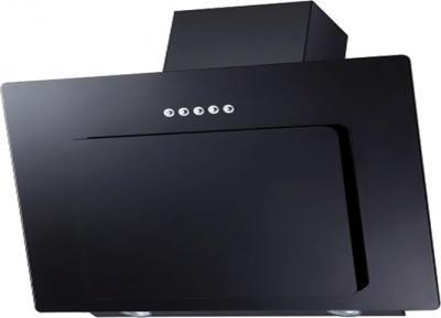 Вытяжка декоративная Backer AH60A-L6 (черное стекло) - общий вид
