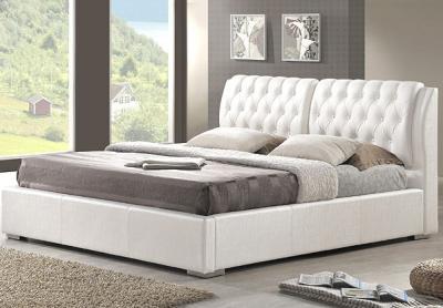 Кровать Королевство сна Sophia 160x200 (белая, без основания) - в интерьере