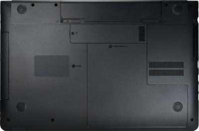 Ноутбук Samsung 350E7C (NP350E7C-S0ARU) - вид снизу