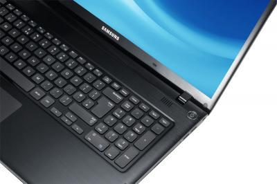 Ноутбук Samsung 350E7C (NP350E7C-S0ARU) - клавиатура