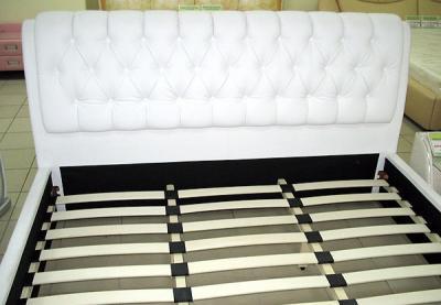 Кровать Королевство сна Casa 180x200 (белая, с подъемным механизмом) - основание с подъемным механизмом
