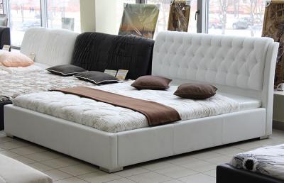 Кровать Королевство сна Casa 180x200 (белая, с подъемным механизмом) - в интерьере