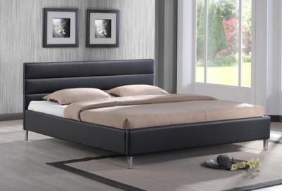 Двуспальная кровать Королевство сна 8034 160х200 (коричневая) - в интерьере