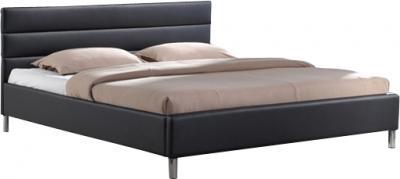 Двуспальная кровать Королевство сна 8034 160х200 (коричневая) - общий вид