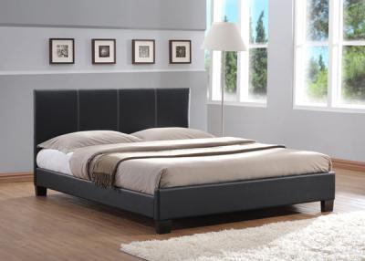 Полуторная кровать Королевство сна 8036 140х200 (коричневая) - в интерьере
