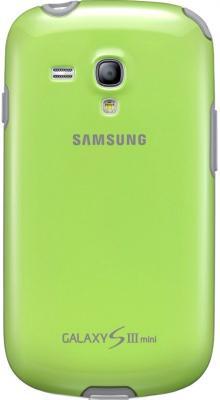 Задняя крышка для Samsung I8190 Samsung EFC-1M7BGEGSTD Green - общий вид