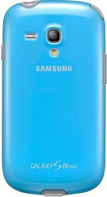 Задняя крышка для Samsung I8190 Samsung EFC-1M7BLEGSTD Blue - общий вид