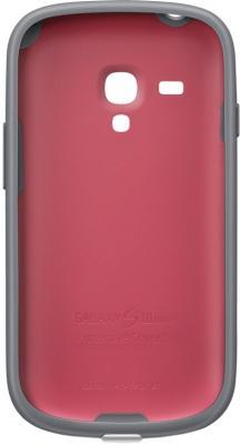 Задняя крышка для Samsung I8190 Samsung EFC-1M7BPEGSTD Pink - общий вид