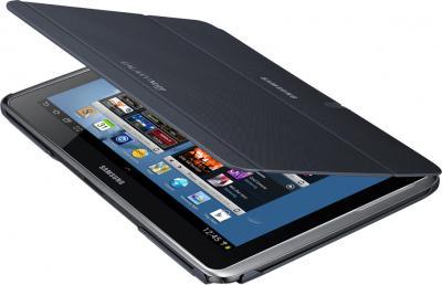 Чехол для планшета Samsung EFC-1G2NGECSER Dark Gray - общий вид