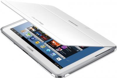 Чехол для планшета Samsung EFC-1G2NWECSER White - общий вид