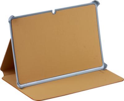 Чехол для планшета Anymode F-MCLT080KBR Plastic Brown - развернутый вид