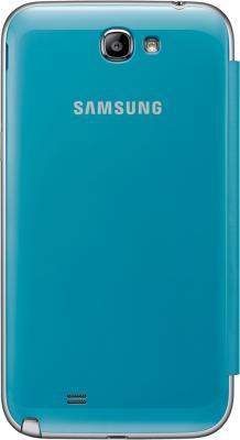 Чехол для телефона Samsung Flip Cover EFC-1G6FLECSTD (голубой) - общий вид