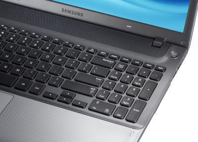 Ноутбук Samsung 350V5C (NP350V5C-S1ERU) - клавиатура