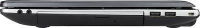 Ноутбук Samsung 350V5C (NP350V5C-S1ERU) - вид сбоку