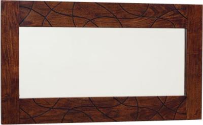 Зеркало интерьерное Королевство сна Tahiti (медово-коричневое с черным) - общий вид