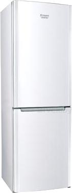 Холодильник с морозильником Hotpoint HBM 1180.3 NF - общий вид