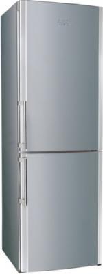 Холодильник с морозильником Hotpoint HBM 1181.3 S NF - общий вид