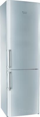 Холодильник с морозильником Hotpoint HBM 1201.3 S NF H - общий вид