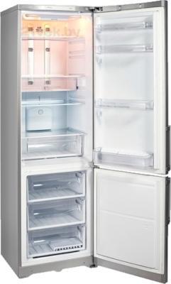 Холодильник с морозильником Hotpoint HBM 1202.4 M NF H - в открытом виде