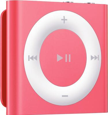 MP3-плеер Apple iPod shuffle 2Gb MD773RP/A (розовый) - общий вид