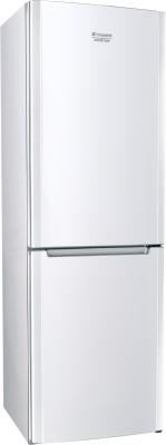 Холодильник с морозильником Hotpoint HBM 2181.4 - общий вид