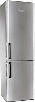 Холодильник с морозильником Hotpoint HBM 2201.4 X H -