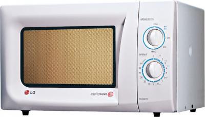 Микроволновая печь LG MS2022G - общий вид