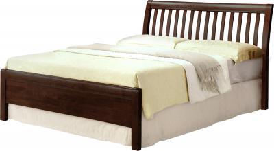 Полуторная кровать Королевство сна 3601 120х200 (венге) - общий вид