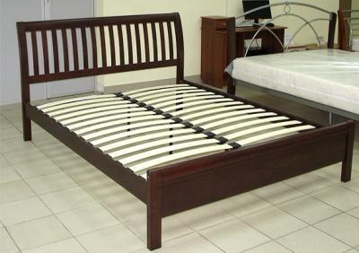 Двуспальная кровать Королевство сна 3601 180х200 (венге) - общий вид