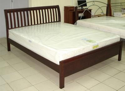 Двуспальная кровать Королевство сна 3601 180x200 (венге) - общий вид