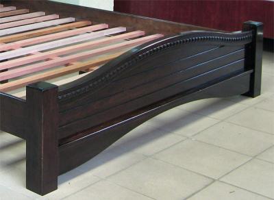Двуспальная кровать Королевство сна SN104 180х200 (капучино) - общий вид