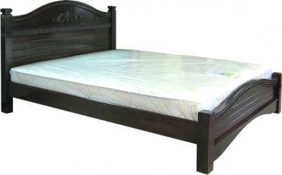 Двуспальная кровать Королевство сна SN104 180x200 (капучино) - общий вид